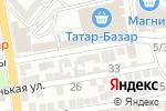 Схема проезда до компании Парикмахерская в Астрахани