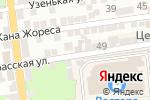 Схема проезда до компании Альмаидат в Астрахани