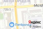Схема проезда до компании Стоматологическая поликлиника №1 в Астрахани