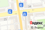 Схема проезда до компании Киоск фастфудной продукции в Астрахани