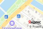 Схема проезда до компании MOON в Астрахани