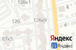 Схема проезда до компании Plus ultra в Астрахани