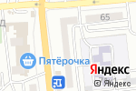 Схема проезда до компании Астраханская казачья артель в Астрахани