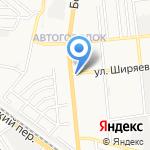 Ювелирная мастерская на карте Астрахани