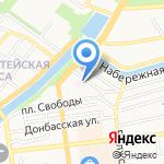 Центр медицинской профилактики на карте Астрахани