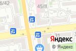Схема проезда до компании Сотка в Астрахани