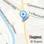 Plus ultra на карте Астрахани