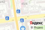 Схема проезда до компании Аксесс в Астрахани