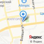 Викинг на карте Астрахани