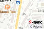 Схема проезда до компании Ставрополь Пиво в Астрахани