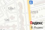 Схема проезда до компании ТДМ ЭлектроМаркет в Астрахани