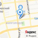 Мастер GSM на карте Астрахани
