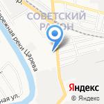 ТехникХаус на карте Астрахани