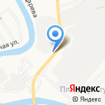 Раффи на карте Астрахани