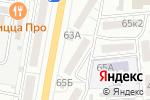 Схема проезда до компании Астраханский инженерно-консультационный центр в Астрахани