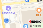 Схема проезда до компании Лайм Studio в Астрахани