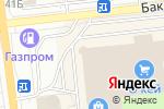 Схема проезда до компании ЛинзыТут в Астрахани