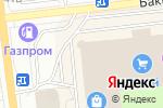 Схема проезда до компании LADY COLLECTION в Астрахани