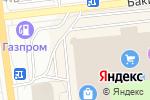 Схема проезда до компании New York в Астрахани