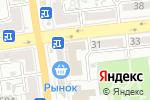 Схема проезда до компании Астраханская городская коллегия адвокатов №117 в Астрахани