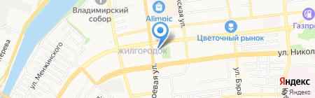 Balt bet на карте Астрахани