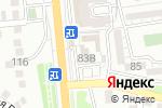 Схема проезда до компании Авто-Престиж в Астрахани