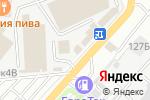 Схема проезда до компании Императрица в Астрахани