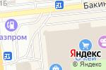 Схема проезда до компании Violett в Астрахани