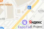 Схема проезда до компании Еврокерамика в Астрахани