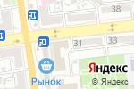 Схема проезда до компании Центр развития молодежных инициатив, МБУ в Астрахани