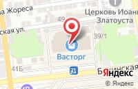 Схема проезда до компании Магазин №1 в Астрахани