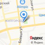 GSM-Master на карте Астрахани