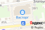 Схема проезда до компании Eva в Астрахани