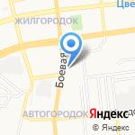 Пластическая хирургия и косметология на карте Астрахани