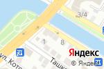Схема проезда до компании Служба доставки товаров из IKEA в Астрахани
