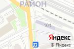 Схема проезда до компании Виктория-Н в Астрахани