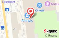 Схема проезда до компании Студия новогодних товаров в Астрахани