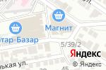 Схема проезда до компании Ваша аптека в Астрахани