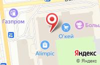 Схема проезда до компании DELCORSO в Астрахани