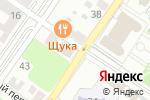 Схема проезда до компании Лотус в Астрахани