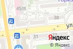 Схема проезда до компании МОДЕРН в Астрахани
