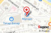 Схема проезда до компании Детский комиссионный магазин в Астрахани