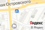 Схема проезда до компании Алые паруса в Астрахани