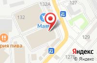 Схема проезда до компании 3-D Decor в Астрахани