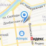 FASHION BRAND на карте Астрахани