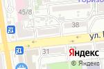 Схема проезда до компании Лингвистенок в Астрахани