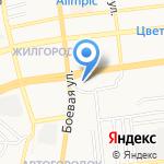 ПроШарим на карте Астрахани