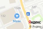 Схема проезда до компании АвтоВиД в Астрахани