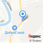 Машук на карте Астрахани