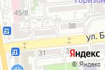 Схема проезда до компании Металл-Комплект в Астрахани